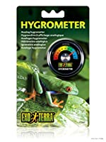 For monitoring terrarium humidity levels Easy to read and install Country of origin is United Kingdom Model number: PT2466