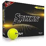 Srixon Ball:Z-Star 7 TYL (12), Yellow, one Size