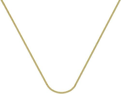 muchas sorpresas 14ct oro amarillo 1,1mm Cable rojoondo Franco opciones de de de cierre de pinza de langosta Longitud  41465161  comprar descuentos