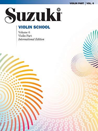 Suzuki Violin School Violin Part, Volume 6 | Violine | Buch: International Edition