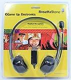 Rosetta Stone Headset Microphone