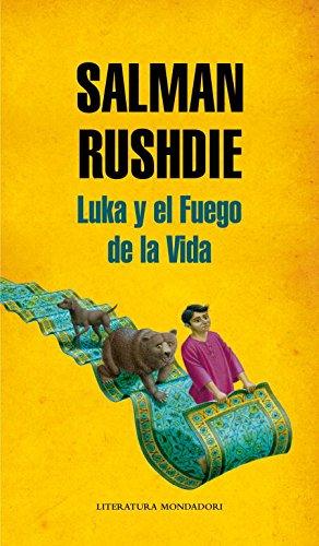 Luka y el Fuego de la Vida (Literatura Random House)