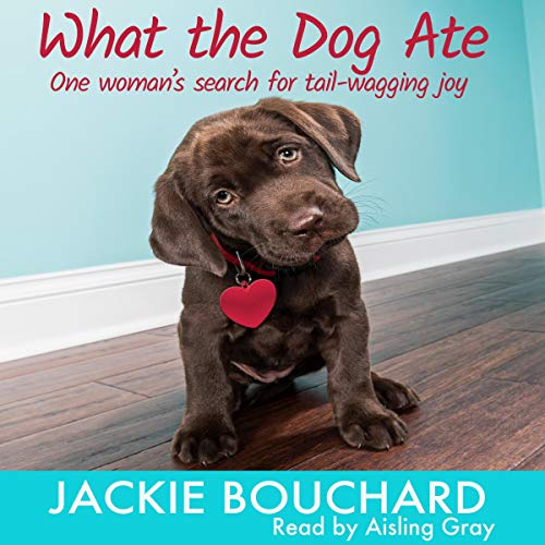 What the Dog Ate audiobook cover art