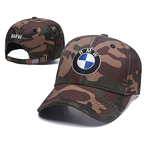Yoursport Baseball Hat,Fit BMW Hat Adjustable Travel Cap for Man,Women Hat (Camouflage)