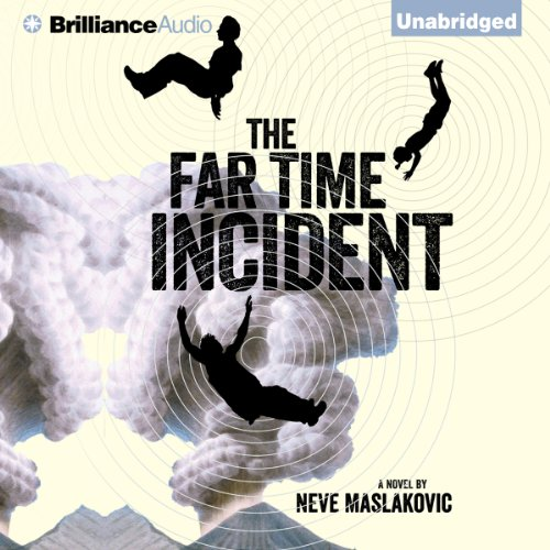 The Far Time Incident audiobook cover art
