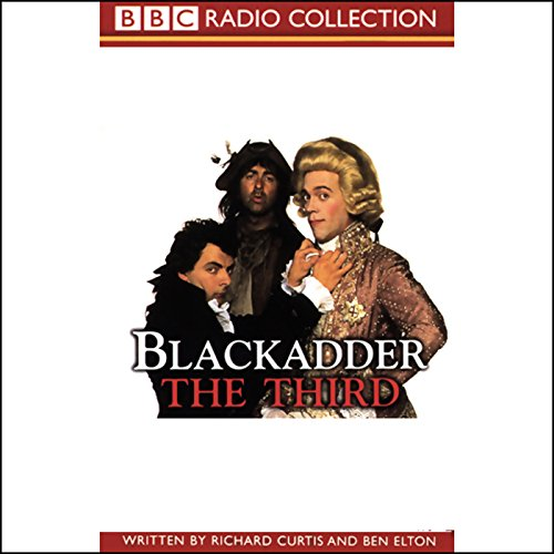 Blackadder the Third audiobook cover art