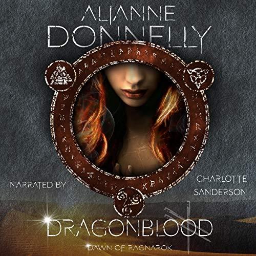 Dragonblood audiobook cover art