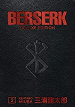 Berserk Deluxe Volume 2 de Kentaro Miura