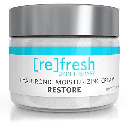 Hyaluronsäure Creme für Gesicht Feuchtigkeitscreme