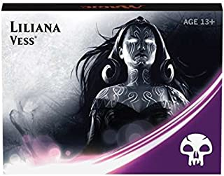 Magic the Gathering: MTG Magic Origins Planeswalker Prerelease Kit (7 Packs) Black (Liliana)