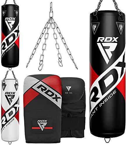RDX Boxsack Gefüllt 3PC Set, 5ft 4ft...