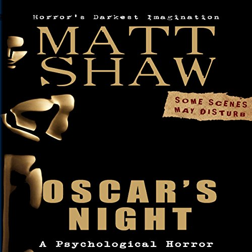 Oscar's Night audiobook cover art