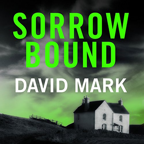 Sorrow Bound audiobook cover art