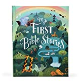 My First Bible Stories Padded Treasury Book - Gifts for Easter, Christmas, Communions, Birthdays, Ages 4-8