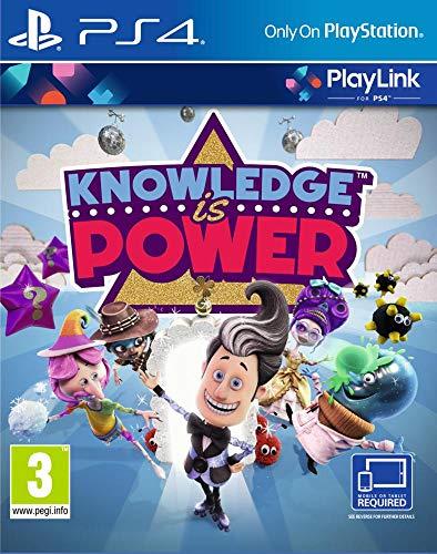 Knowledge Is Power - Gamme PlayLink - PlayStation 4 [Importación francesa]