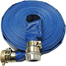 lay flat hose connectors