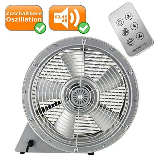 Ventilator mit Fernbedienung Emerio FN-108451.1 Bodenventilator