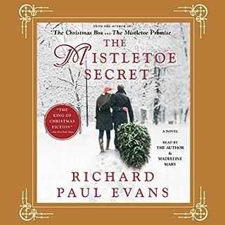 Mistletoe Secret audiobook cover art