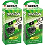 Best Disposable Waterproof Cameras - Fujifilm QuickSnap Flash 400 Disposable 35mm Camera Review