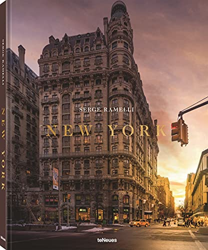 New York (Photography) (English, French and German Edition)