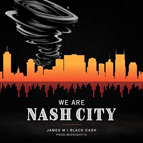 James M feat. Black Cash