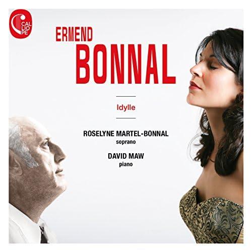 Roselyne Martel-Bonnal, David Maw