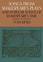 music from shakespeare's time