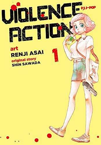 Violence action (Vol. 1)