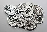 Zoom IMG-2 medaglietta san michele arcangelo e