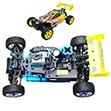 1 / 10Th Escala 4Wd Nitro RC Coche con...