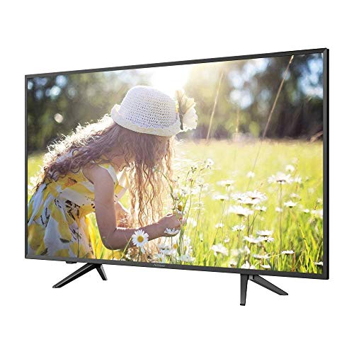 STRONG SRT40FC4003 Full HD LED TV, écran 101cm, 40 Pouces, Triple Tuner (DVB-T2 HEVC 265/C/S2),60 Hz, HDMI x2, péritel, Dolby Audio Digital, USB multimédia, CI+