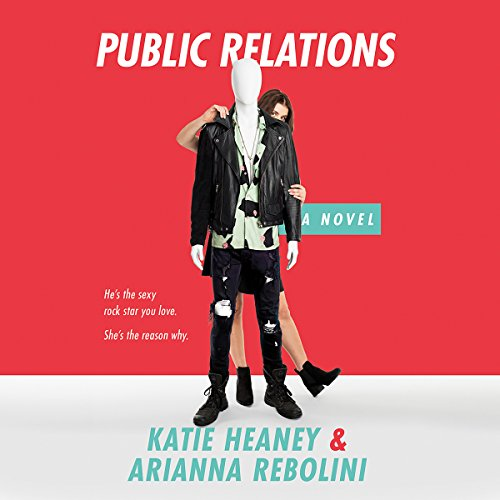 Public Relations audiobook cover art