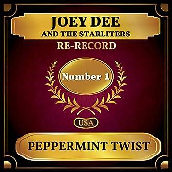 Peppermint Twist (Billboard Hot 100 - No 1)
