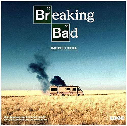 Asmodee EDGD0002 Breaking Bad-Das Brettspiel