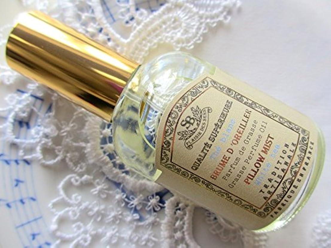 いつも緊張するロイヤリティSenteur et Beaute(サンタールエボーテ) French classic(フレンチクラシックシリーズ) ピローミスト 50ml 「ホワイトティー」 4994228024350