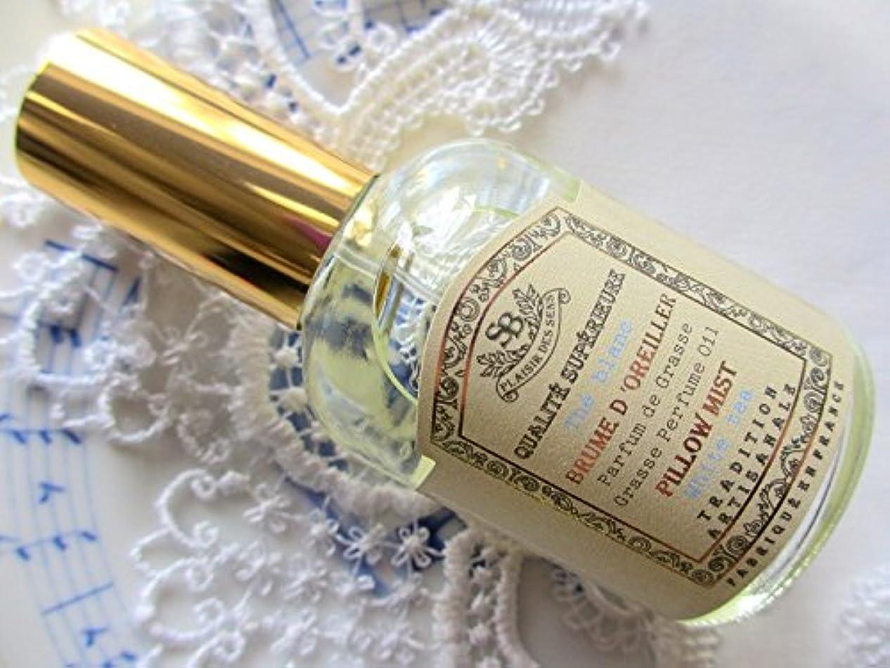 贈り物支給トリプルSenteur et Beaute(サンタールエボーテ) French classic(フレンチクラシックシリーズ) ピローミスト 50ml 「ホワイトティー」 4994228024350