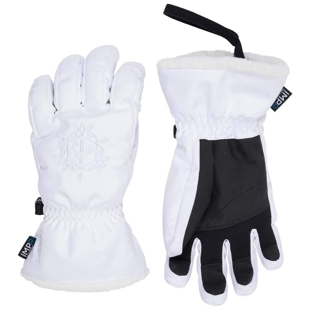 Rossignol Temptation Handschuhe, Damen M weiß