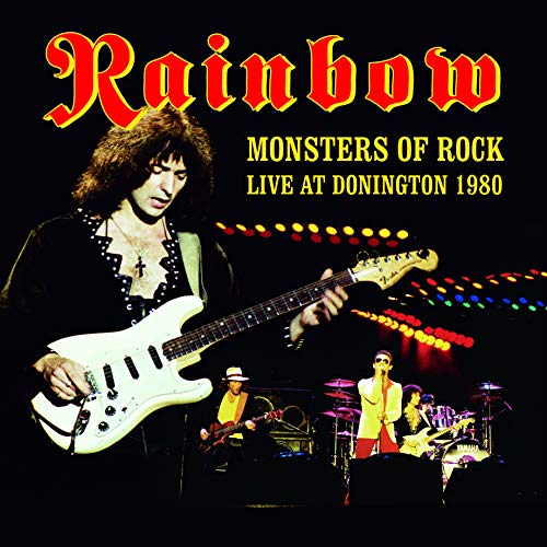 Monsters Of Rock Live In Donnington (Limited Vinyl Edition) [Vinilo]