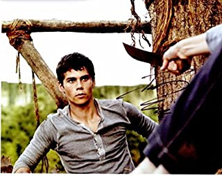 Dylan O'Brien Signed - Autographed Maze Runner 8x10 inch Photo - Guaranteed to pass BAS - Beckett Authentication