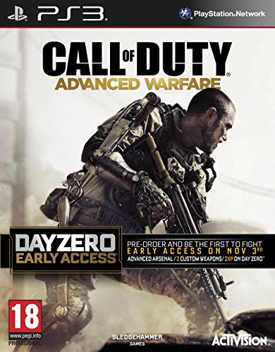 Call of Duty: Advanced Warfare - Day Zero Edition (PS3)