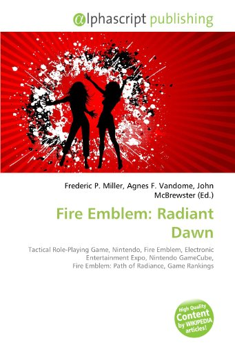 Fire Emblem: Radiant Dawn: Tactical Role-Playing Game, Nintendo, Fire Emblem, Electronic Entertainment Expo, Nintendo GameCube, Fire Emblem: Path of Radiance, Game Rankings