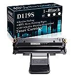 TopInk MLT-D119S - Cartuccia toner di ricambio compatibile per stampante Samsung ML-1610 2010 2510 2570 2571N SCX-4521F 4521FG 4321 4321F, venduto da TopInk