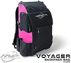 MVP Disc Sports Voyager Backpack Disc Golf Bag