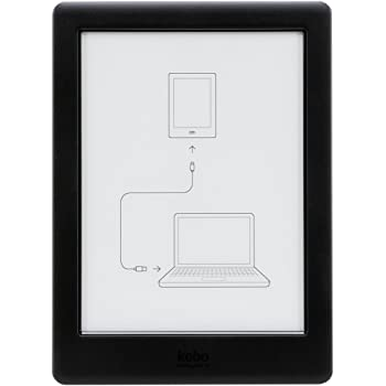 Kobo - Libro Electrónico E-Reader Kobo GLO HD - Ebook: Amazon.es ...