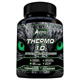 Thermo 1.0 Xtreme Fat Burner - Premium Grade Fat Burners Suitable for Both Men & Women - Made in The UK - High Quality Fat Burner Guaranteed - Includes Free Workout Program