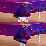 Tinkerbell Fairies Girls Birthday Party Supplies Tablecover Multipack (2-Pack)