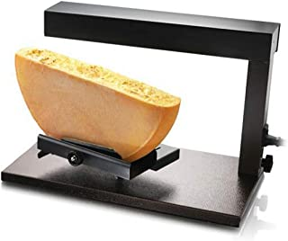 Zz Pro Raclette Cheese Melter Electric Commercial Cheese Machine Swiss Dish Maker Demi Melting Warmer 650 Watt Quick Heating Anti-rusting