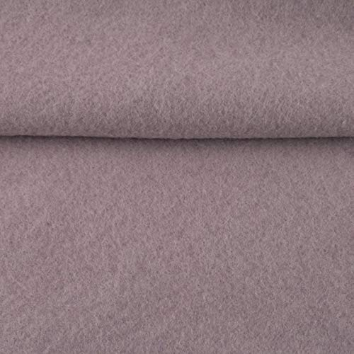 Stofftreff Santi Bastelfilz-Platten-20 cm x 30 cm in 36 Farben-Stückware (Silber)