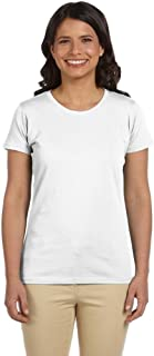Econscious Women's Classic Washed Short Sleeve Tee