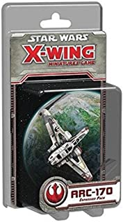 Fantasy Flight Games SWX53 Star Wars: X-Wing - ARC-170 Board Game